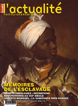 L'Actualité  Poitou-Charentes, numéro 88, avril, mai, juin 2010