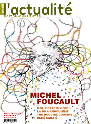 L'actualité Poitou-Charentes, numéro 99, janvier , février, mars 2013.