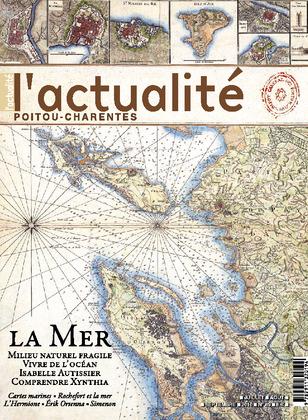 L'Actualité Poitou-Charentes, numéro 89, juillet, août, septembre 2010