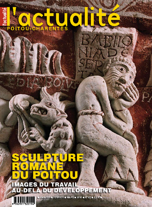L' Actualité Poitou-Charentes, numéro 87, janvier, février, mars 2010