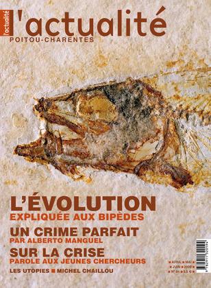 L'Actualité Poitou-Charentes, numéro 84, avril, mai, juin 2009