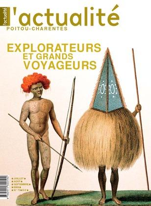 L'Actualité Poitou-Charentes, numéro 73, juillet, août, septembre, 2006
